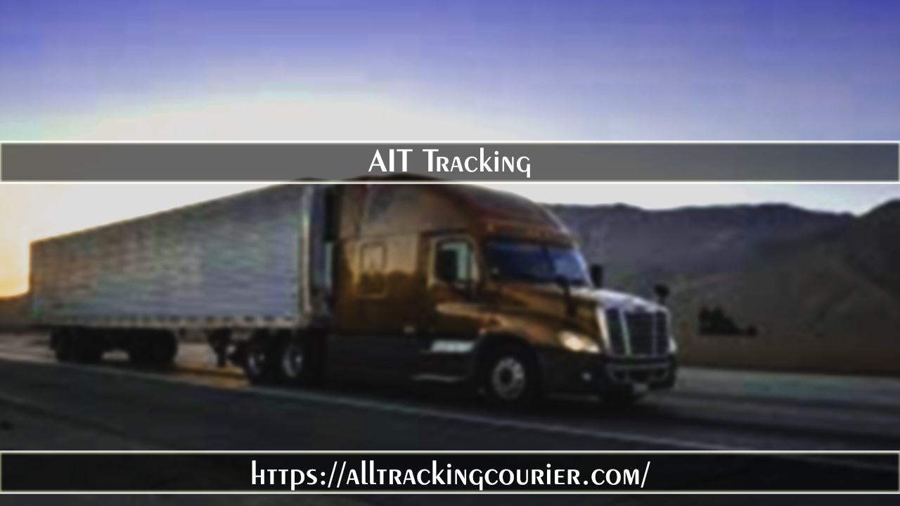 AIT Tracking - Track and Trace Worldwide Logistics Shipment