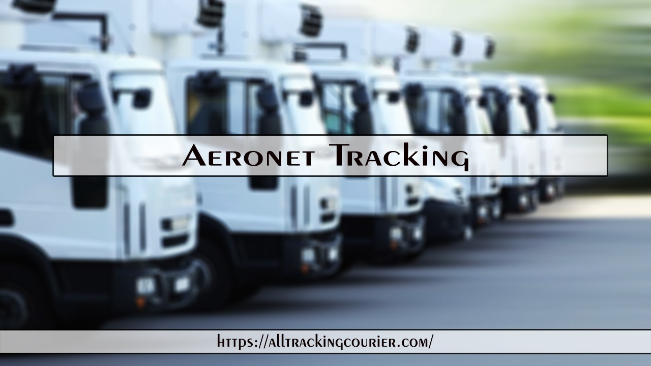 Aeronet Tracking - Track And Trace Your Parcel Live
