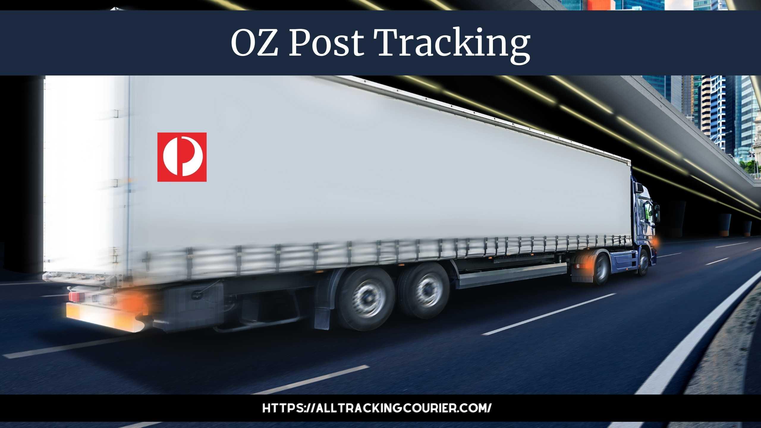 OZ Post Tracking