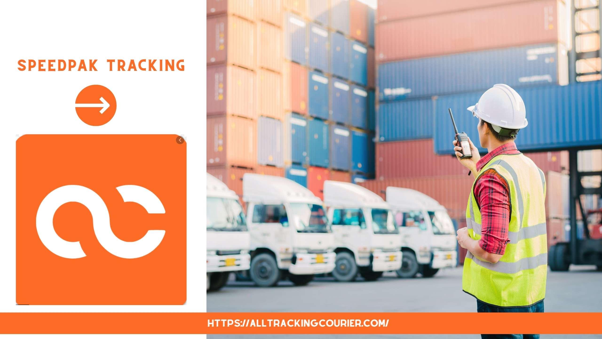 Speedpak tracking
