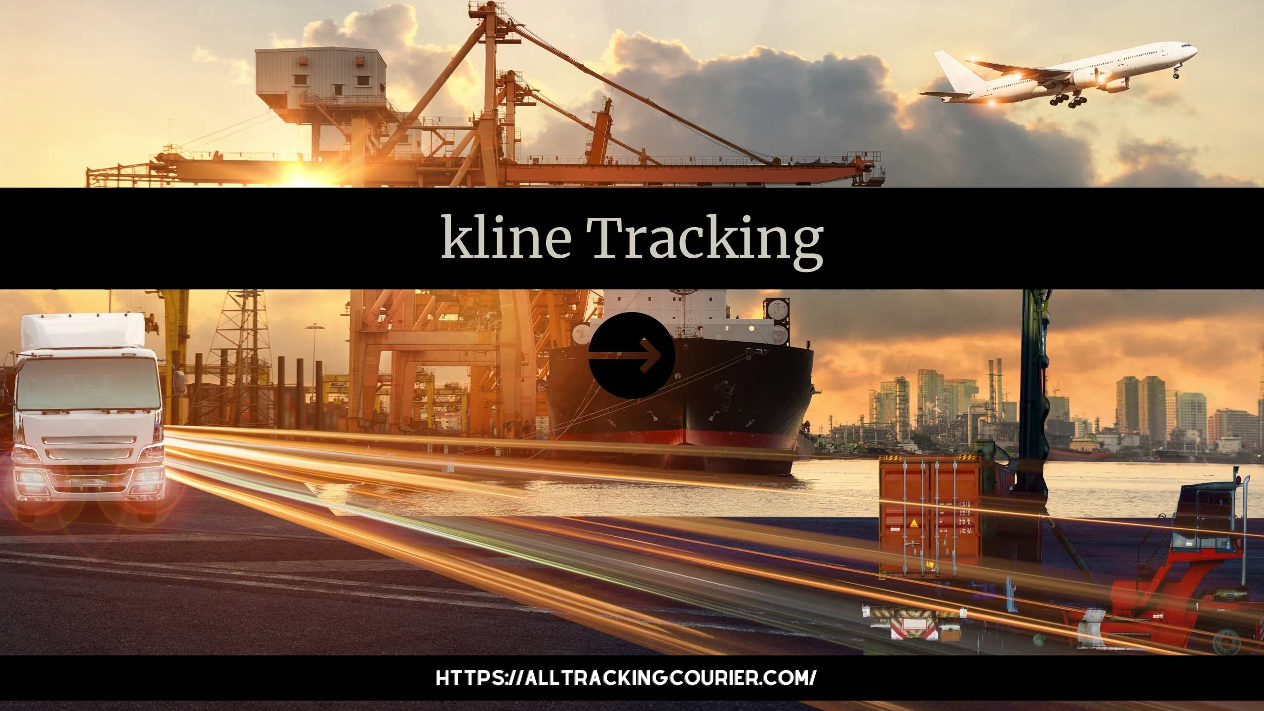 kline Tracking -  Container tracking - Alltrackingcourier