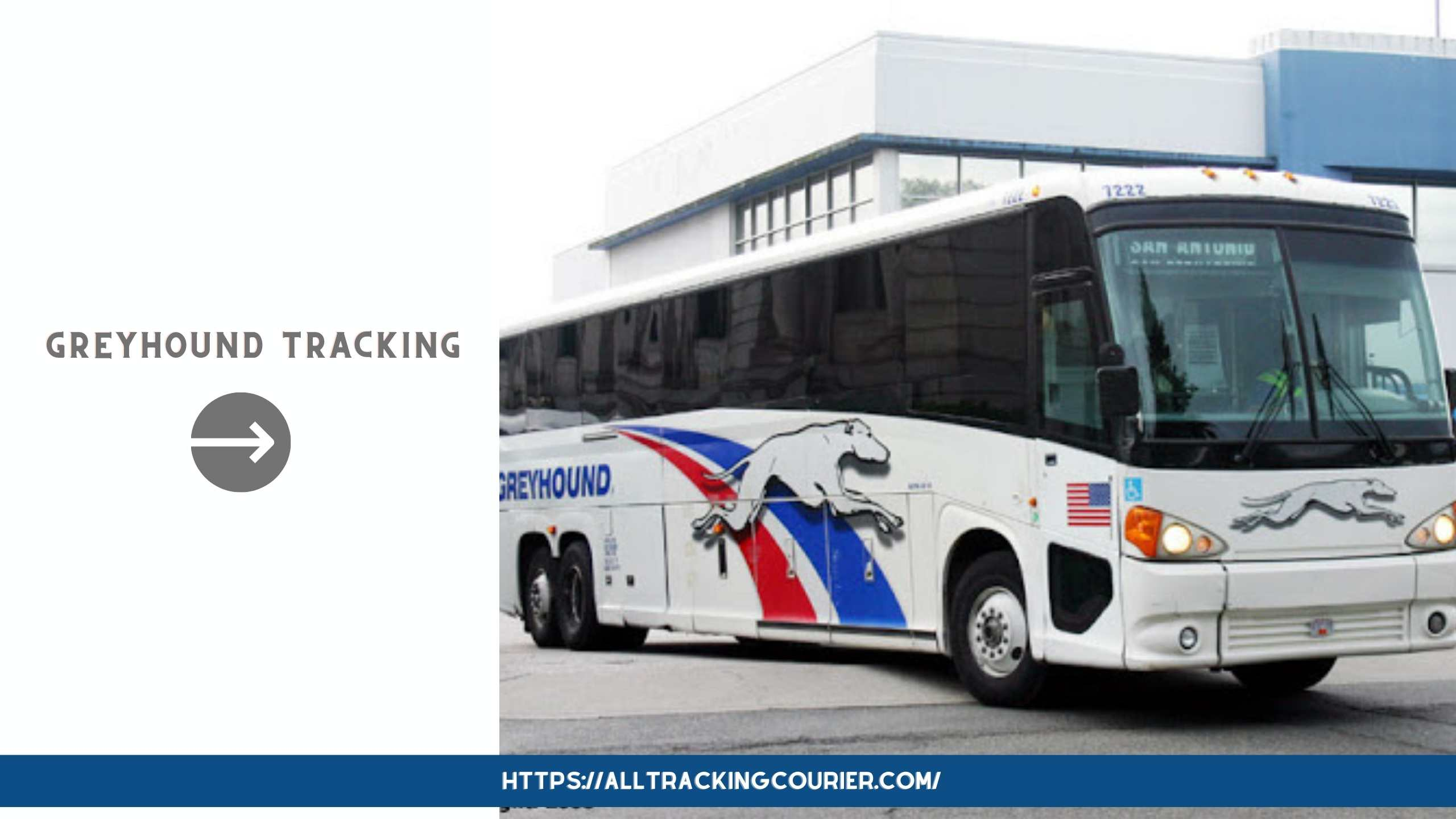 Greyhound Tracking - Track Your Package Live - Alltrackingcourier