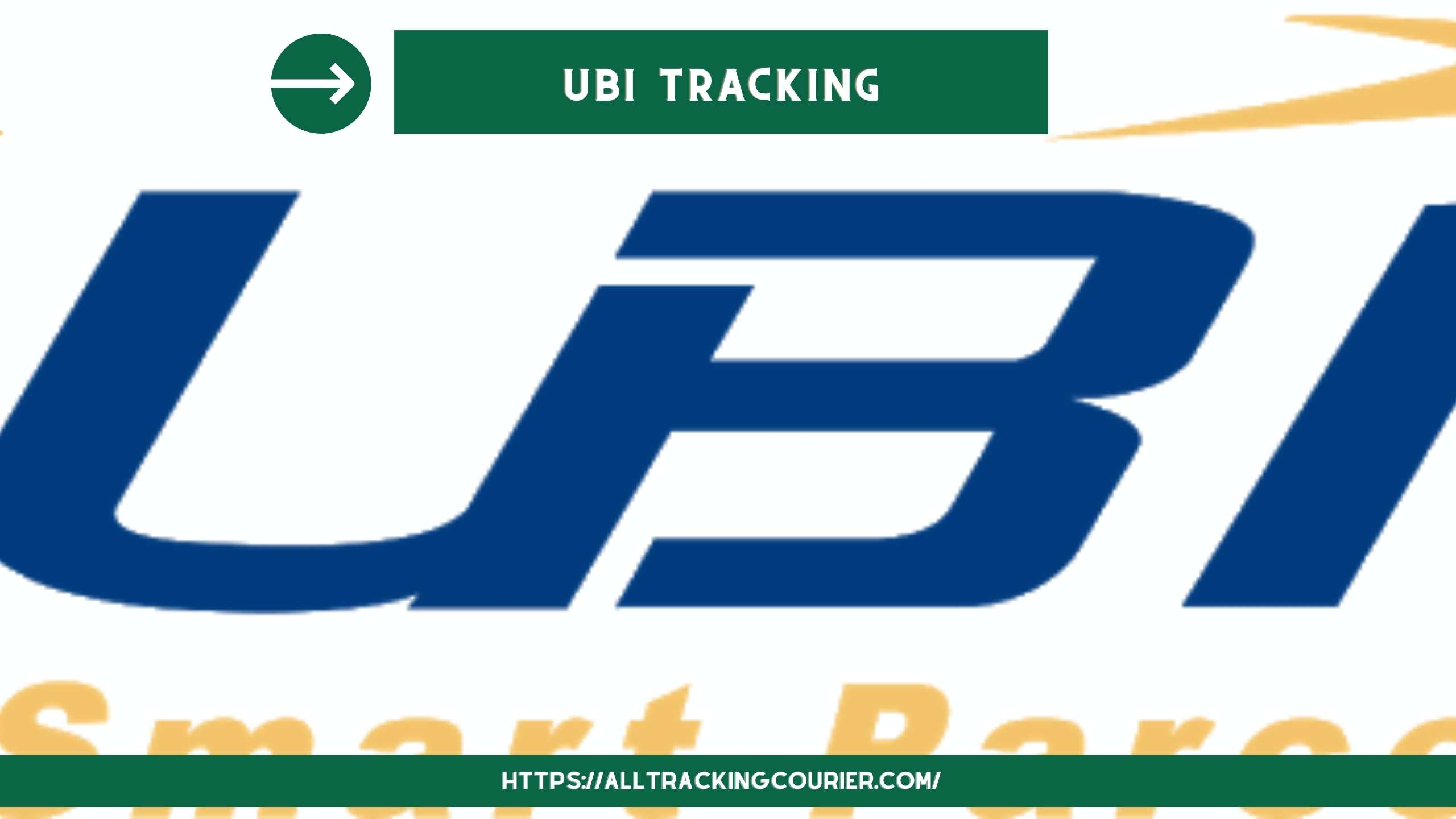 UBI Tracking - Track UBI Smart Parcel Live - Alltrackingcourier