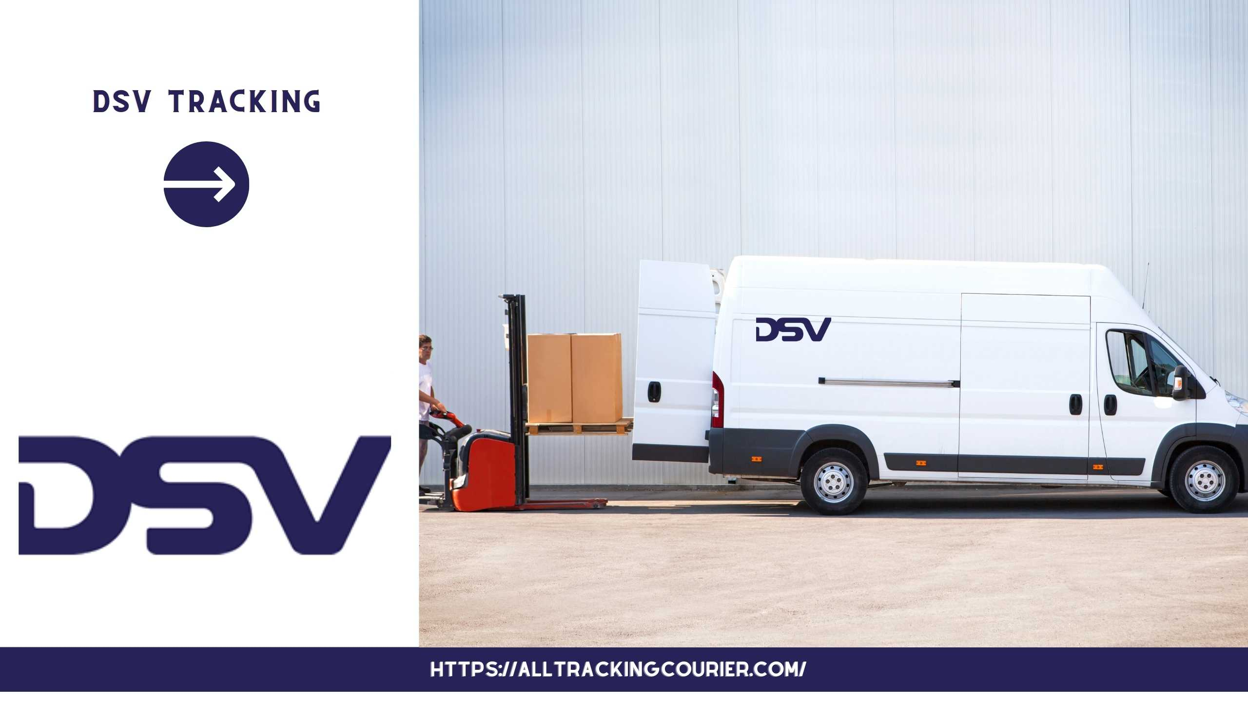 DSV Tracking - Track Your Shipments Live - Alltrackingcourier