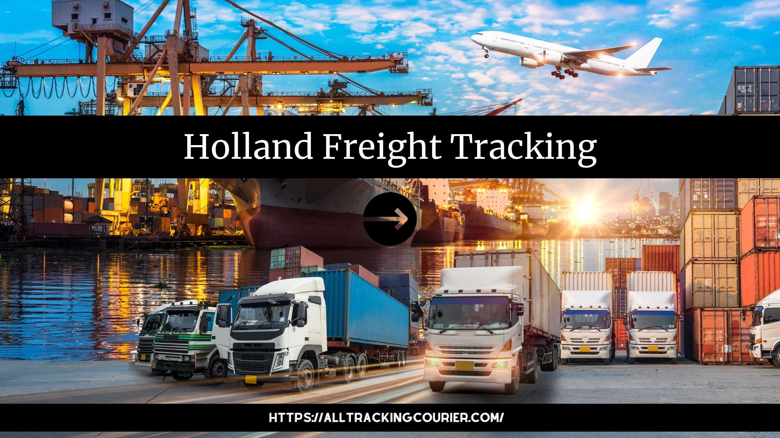 Holland Freight Tracking - Track Your Packages Live