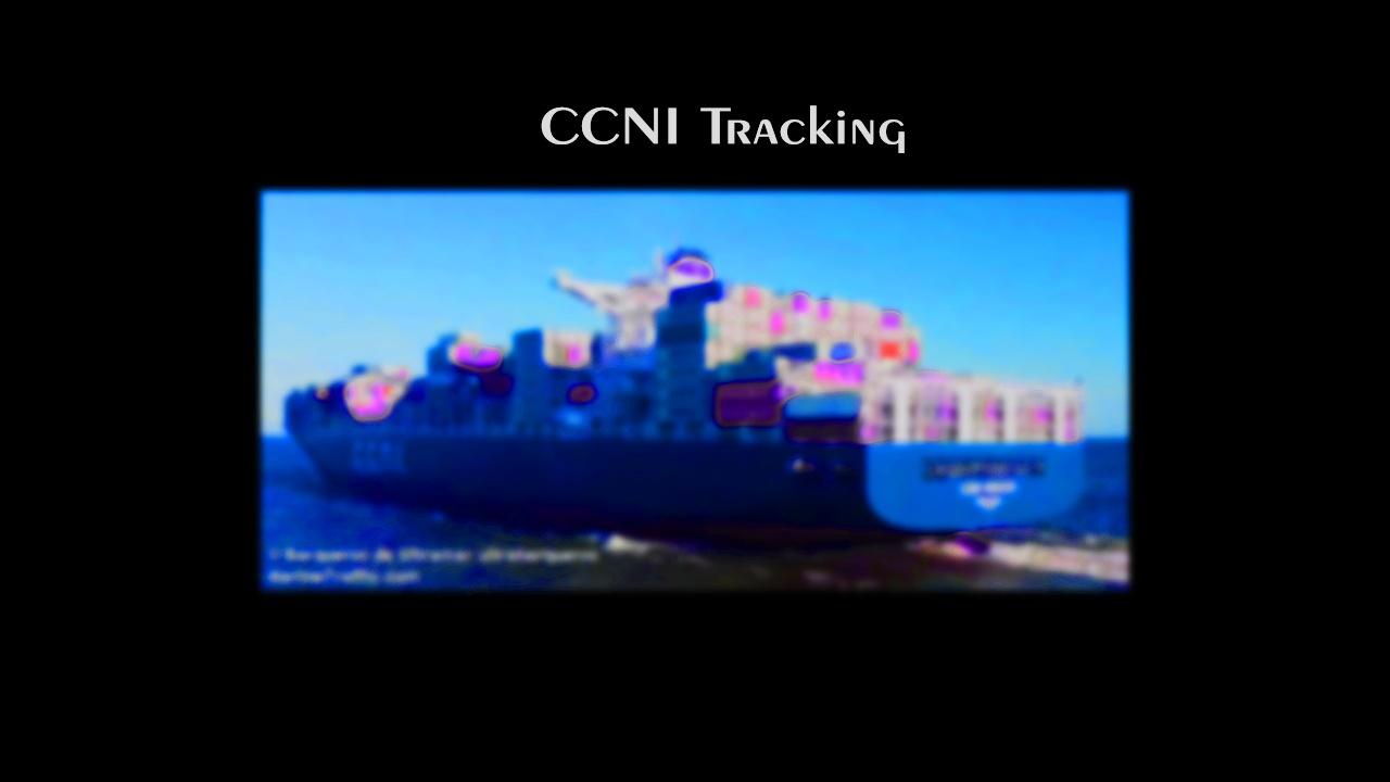 CCNI Tracking