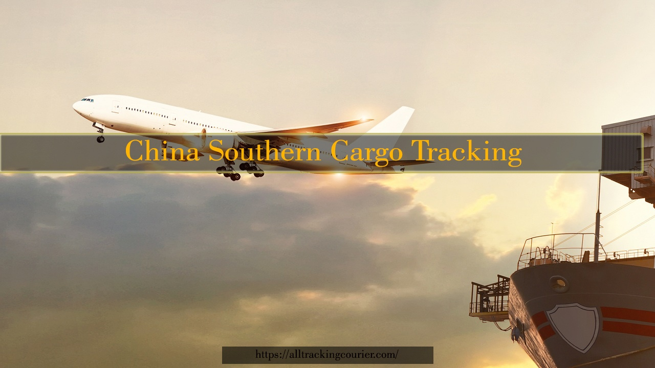 China Southern Cargo Tracking - Trace and Track Live