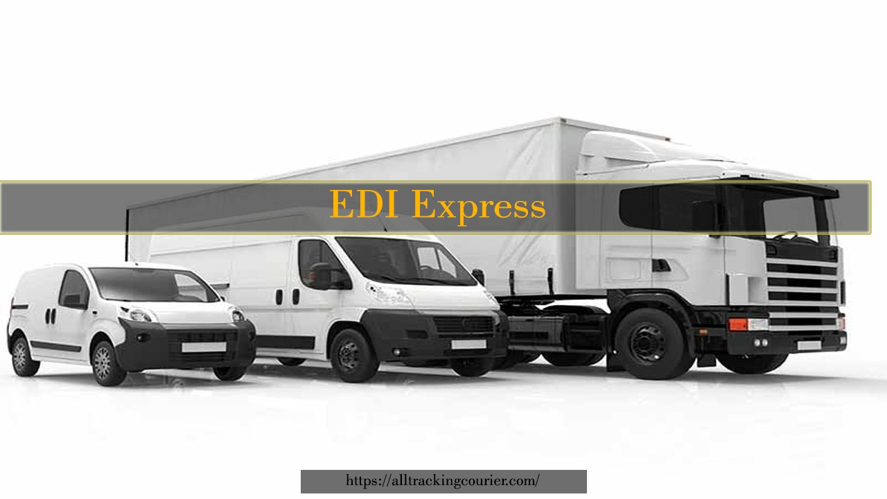 EDI Express - Track and Trace Your Shipping Live
