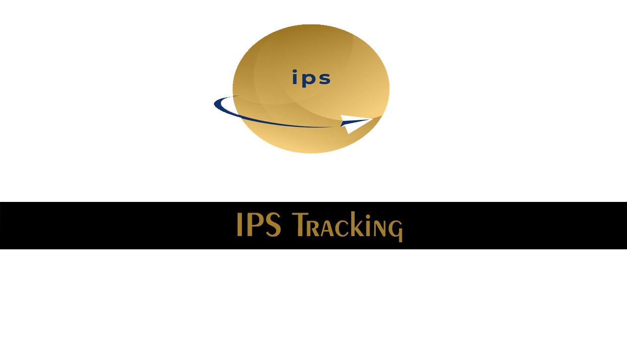 IPS Tracking - Track And Trace Your Shipments Live